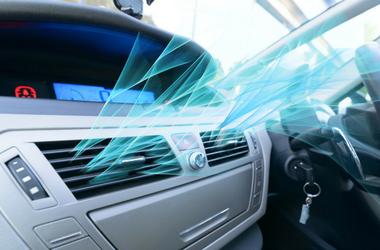 The quickest way to cool your car down
