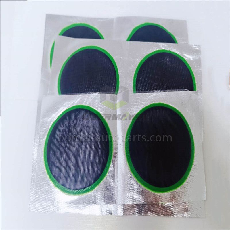 Tubeless Tire Rubber Cooling Pad Cold Patch